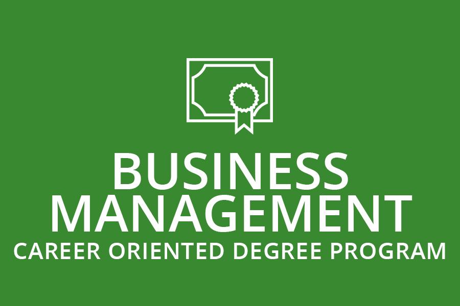 Business Management (A.A.S.)