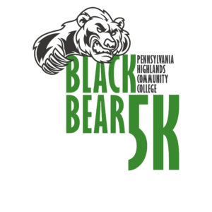 Black Bear 5K Graphic