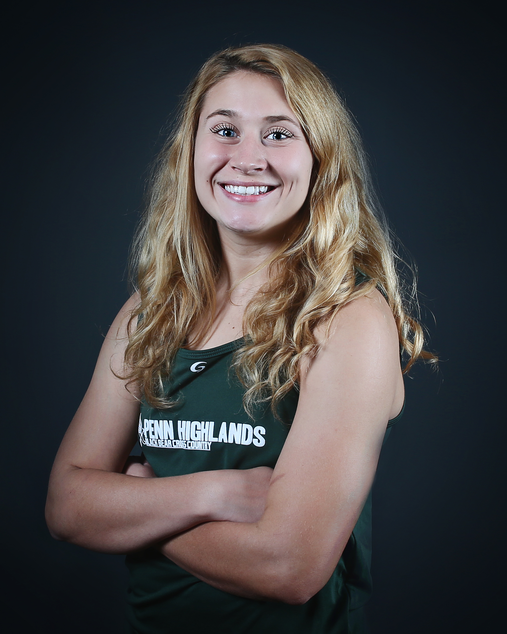 Cross Country Athlete Maddie Sprankle