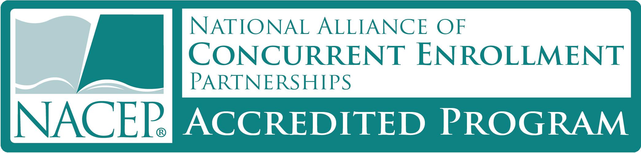 NACEP Accreditation Logo