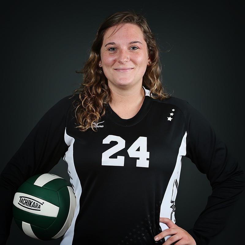 Volleyball Player Kayla Ohler