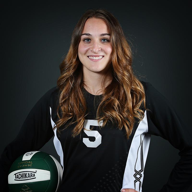 Volleyball Player Lindsay Olshewsky