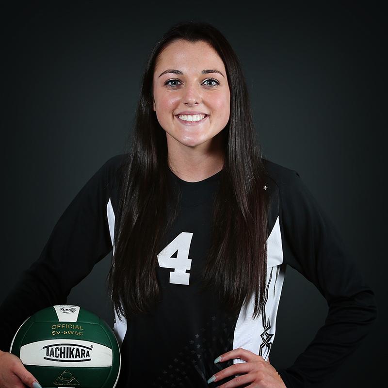 Volleyball Player Natasha Meck