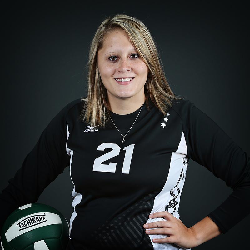 Volleyball Player Tiffany Jones