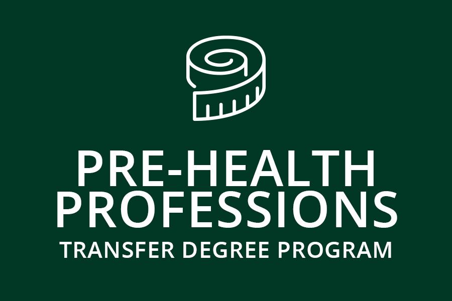 Pre-Health Professions (A.S.)