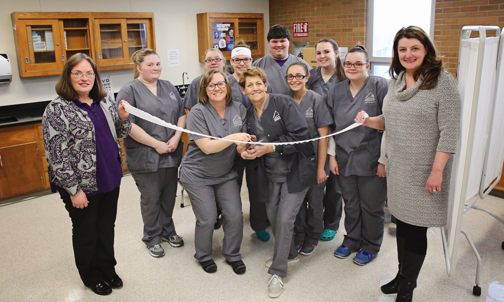 New Simulation Lab Benefits Student Experience In Healthcare Programs