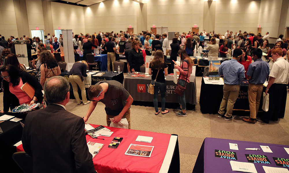 Cambria County College Fair Happening in Johnstown