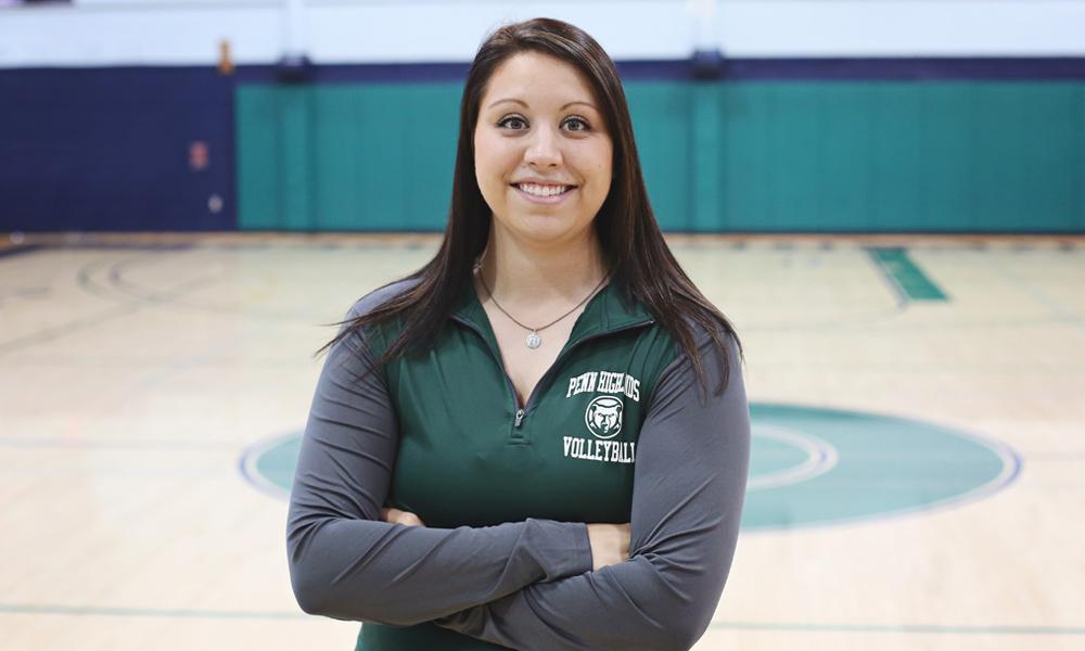 Carley Denner Of Berlin Named Women's Volleyball Head Coach