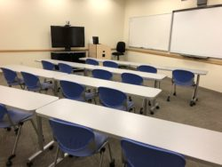 Blair Lecture Classroom