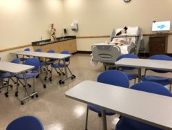 Blair Health Science Room