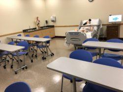 Blair Health Science Room
