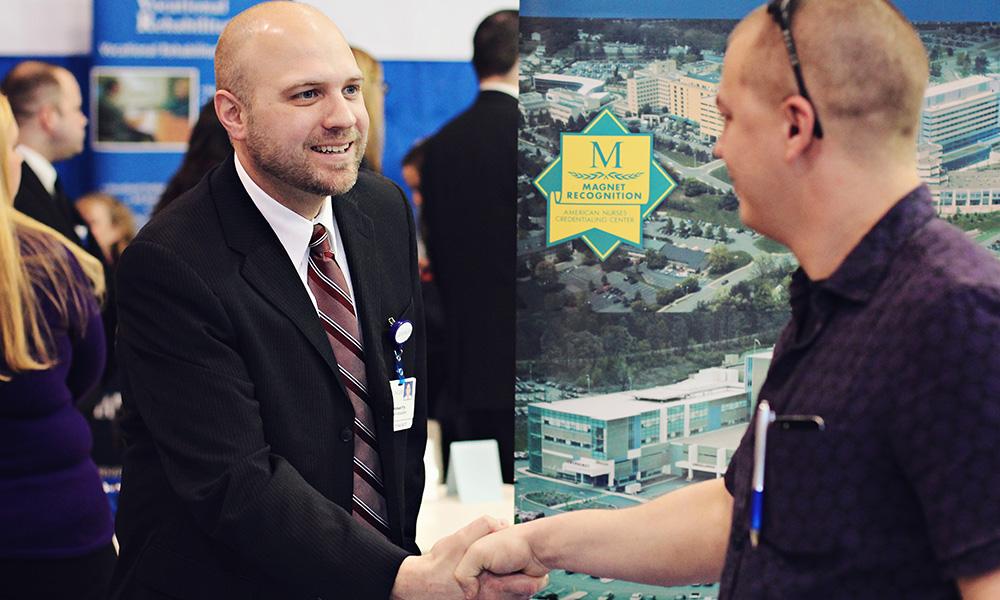 Network With Employers At Annual Job & Internship Fair
