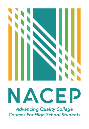 NACEP Logo with tagline