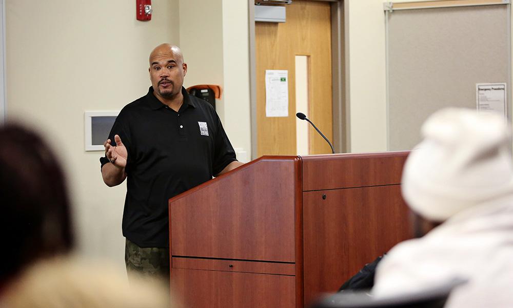 Cure Violence Training Held At Penn Highlands