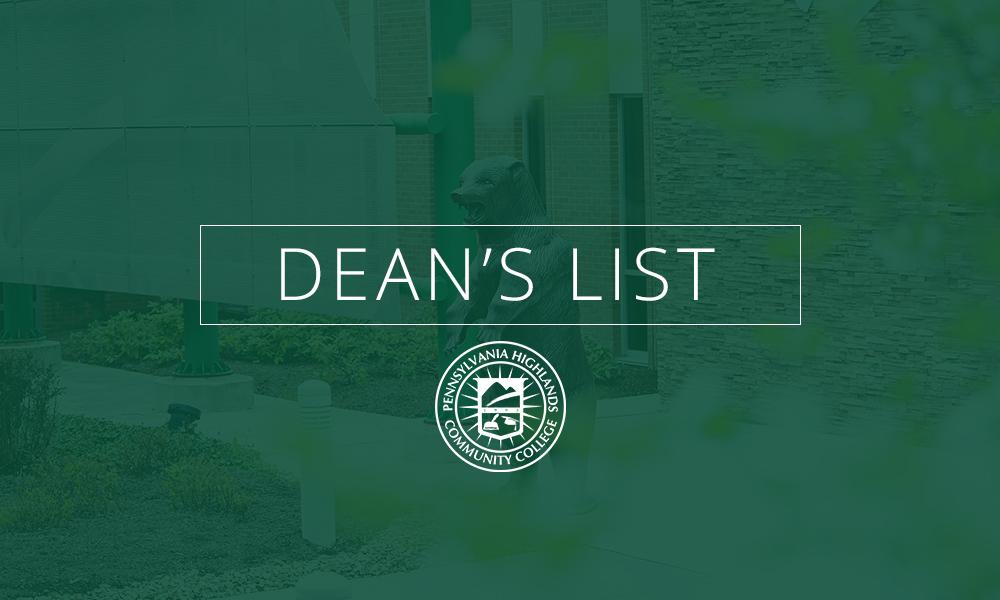Dean's List For Spring 2020 Announced