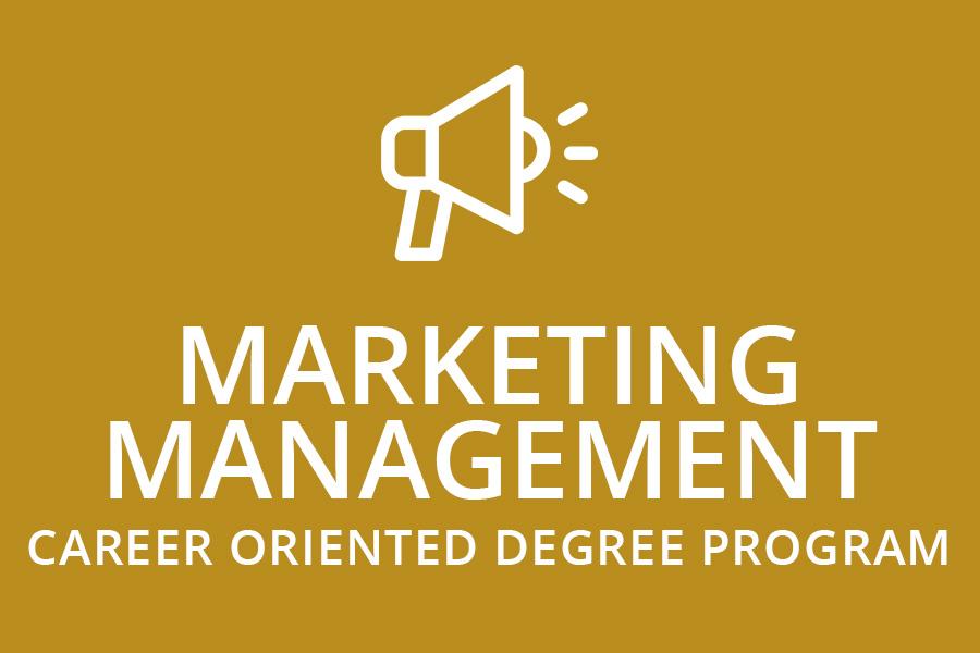 Marketing Management (A.A.S.)