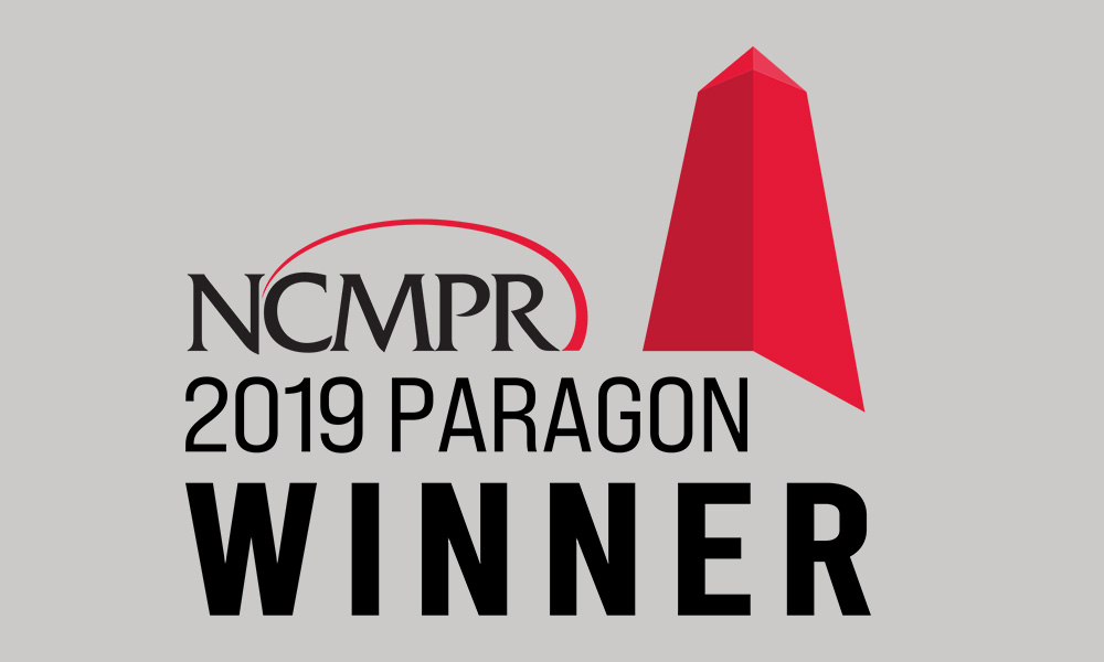 Marketing Team Honored With National Paragon Award