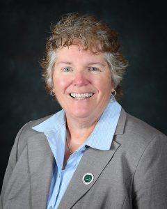 Portrait photo of Trish Corle.