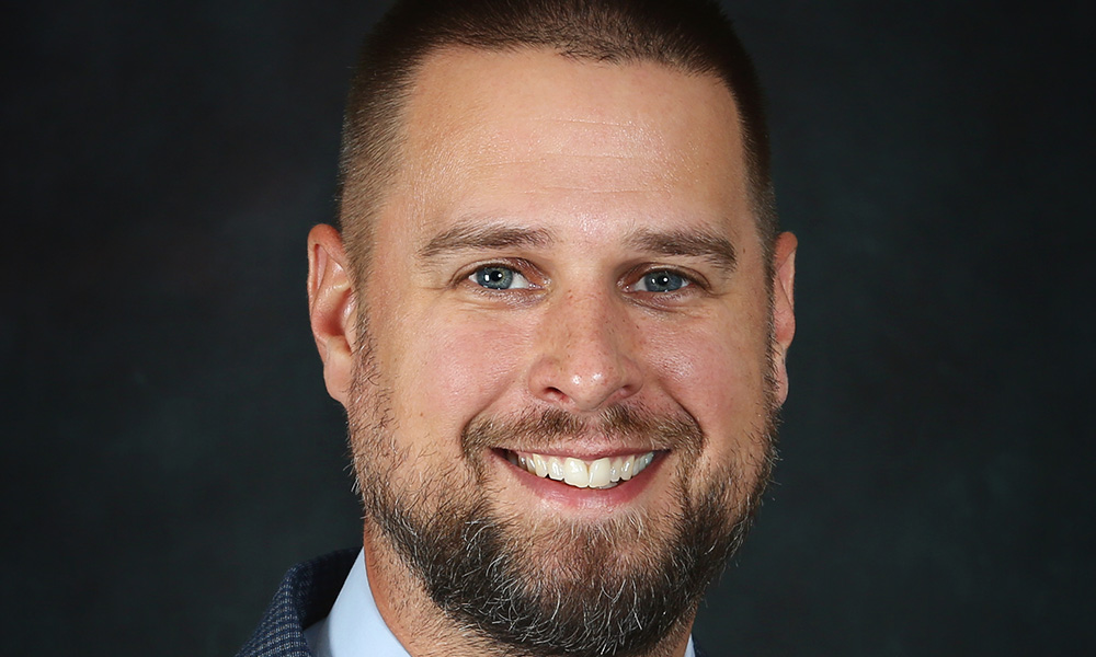 Matthew Bodenschatz Appointed Director of Recruiting & Admissions