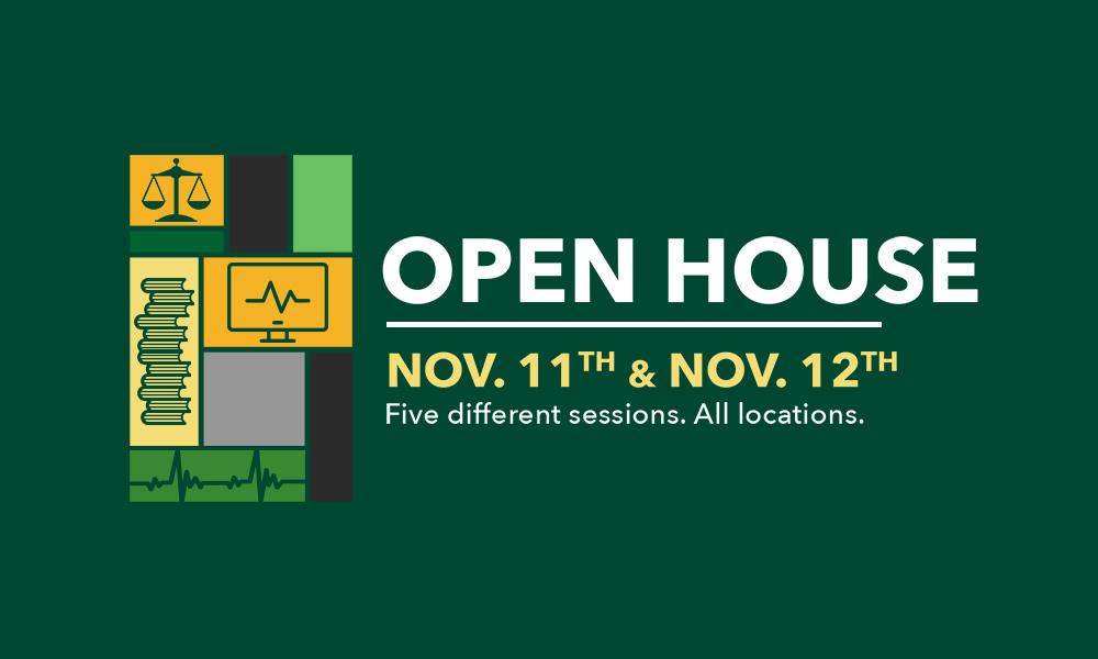 In-Person Open House Scheduled For November 11th & 12th
