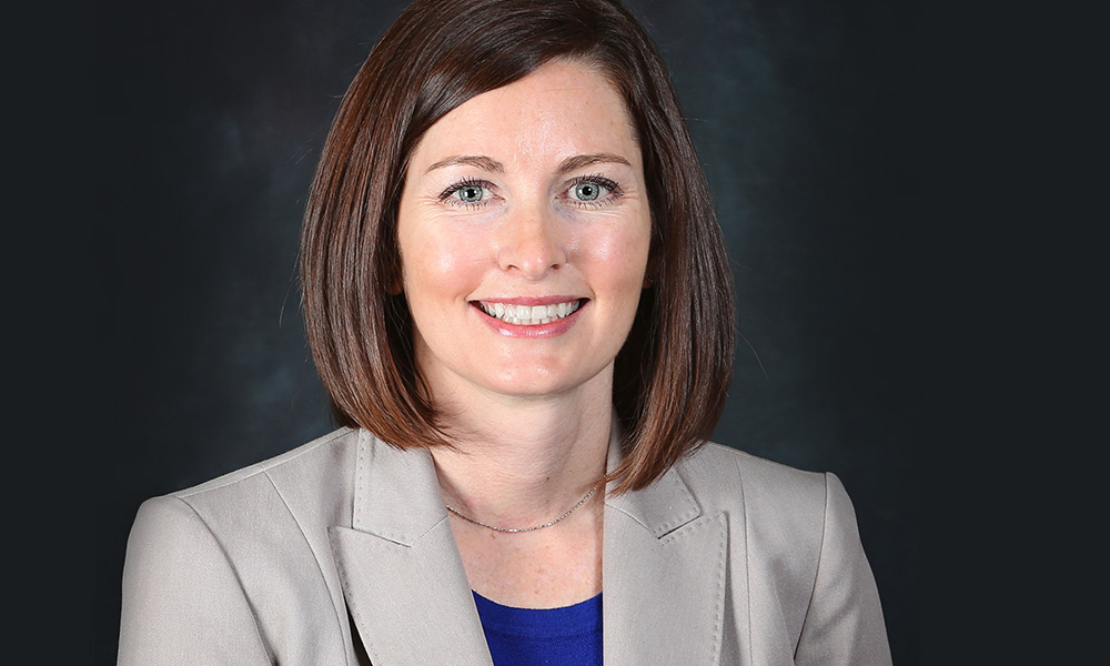 Ashley Krinjeck Appointed Director of Student Financial Services