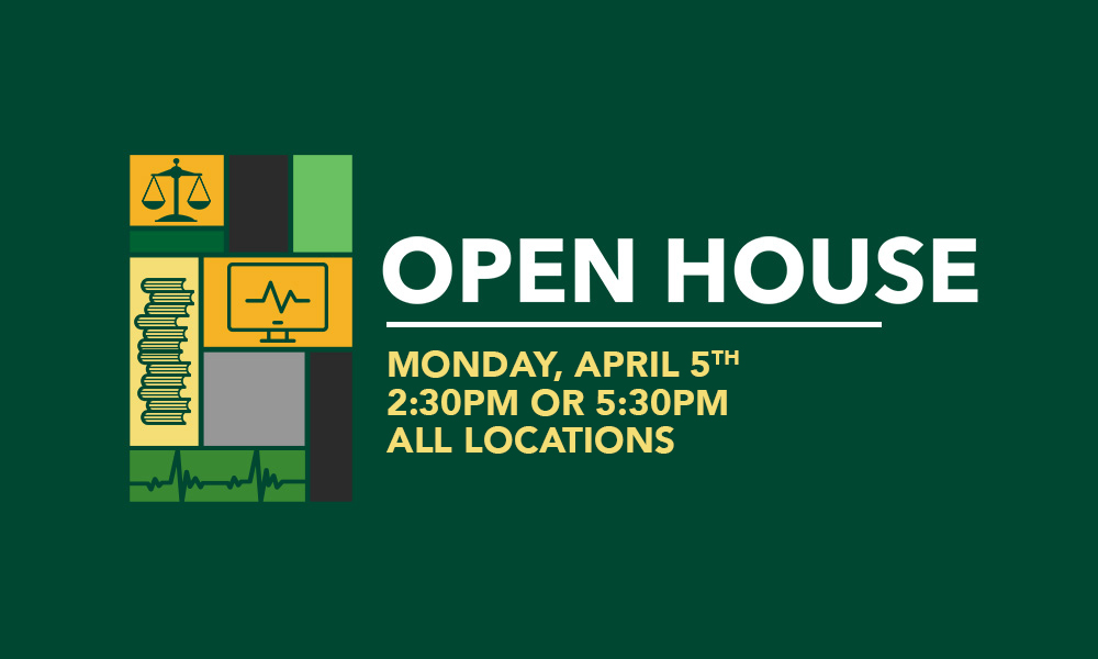 In-Person Open House Scheduled For April