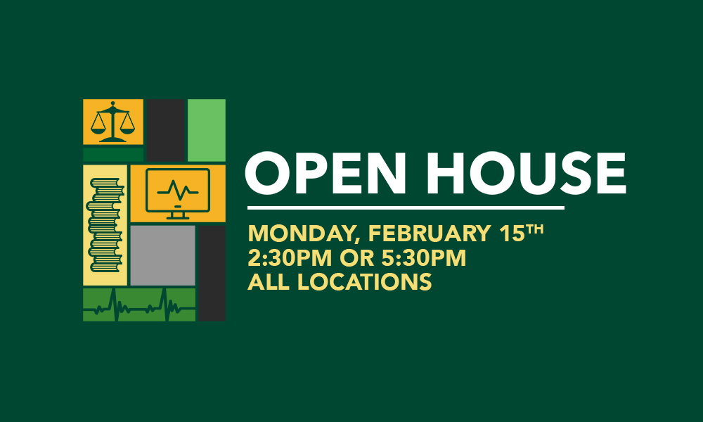 In-Person Open House Scheduled For February