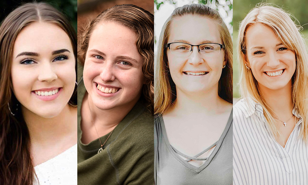 Four Students Named To The All-PA Academic Transfer & Workforce Pathway Team