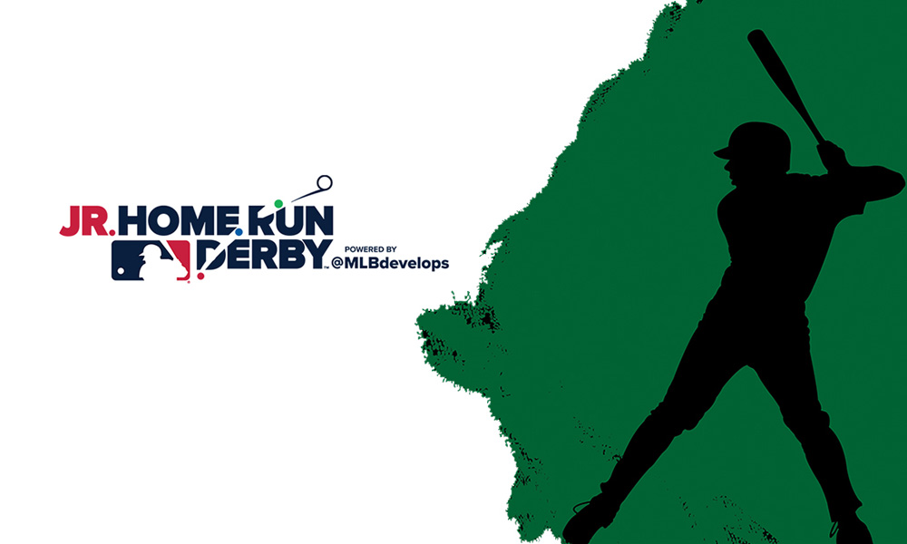 Area Youth Invited To Compete In MLB® Jr. Home Run Derby™ Competition