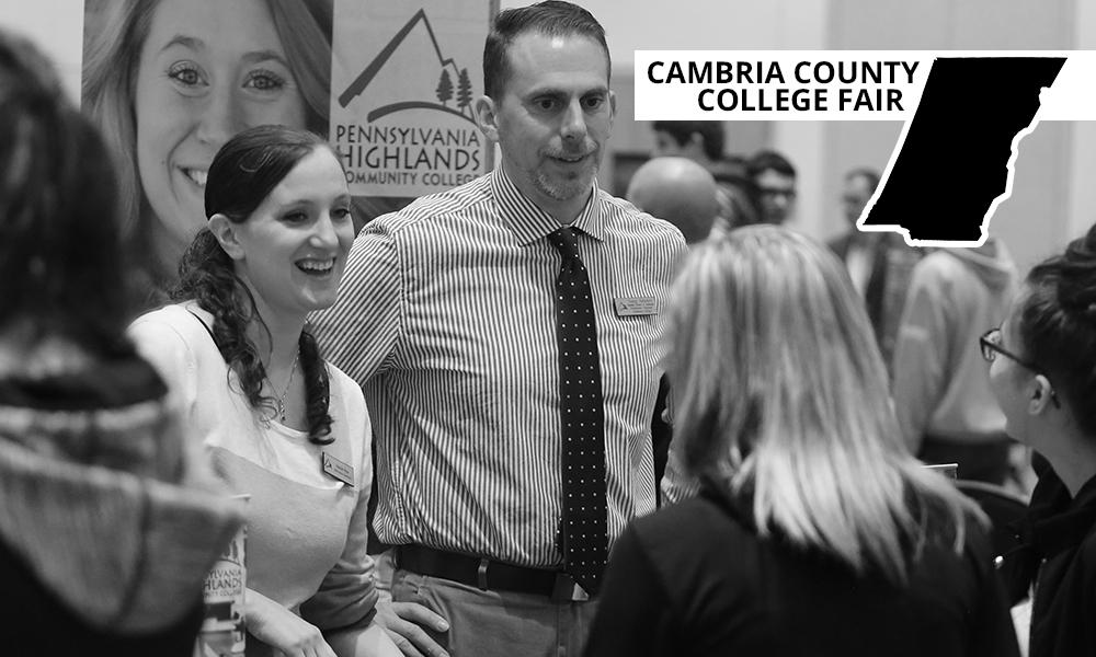 College To Sponsor Annual Cambria County College Fair